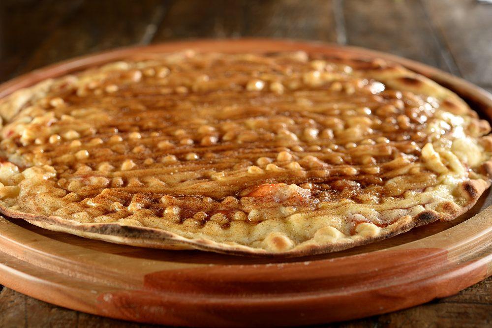 Pizza Goiabada