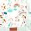 Thumbnail: Rainbows & Unicorns - Maxwell Blanket
