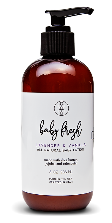 Baby Fresh - Lavender & Vanilla