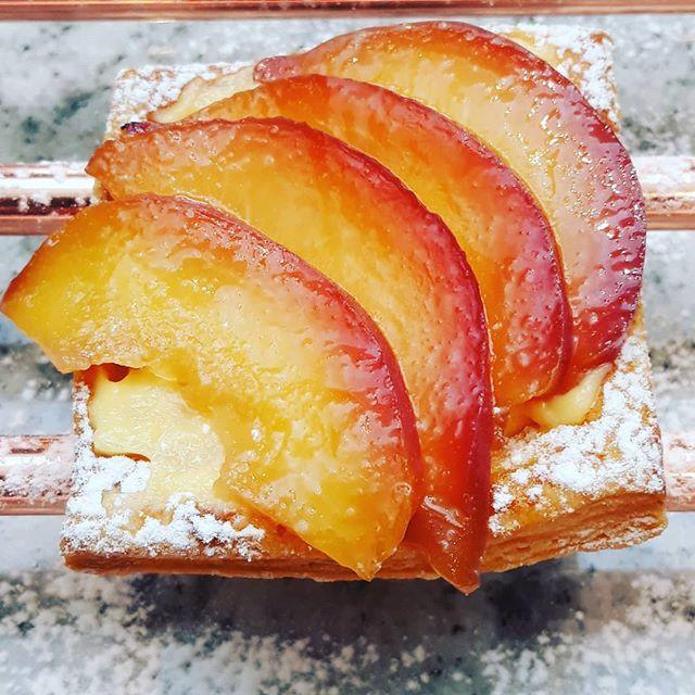 Seasonal fruit Danish pastry get your or