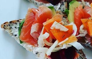 Smoked salmon pickled veg tartine_edited