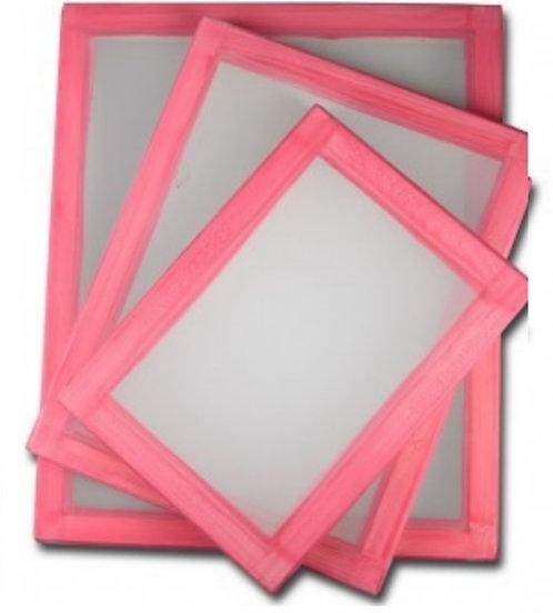 copy of Screen Printing Frame 30 x 40 cm