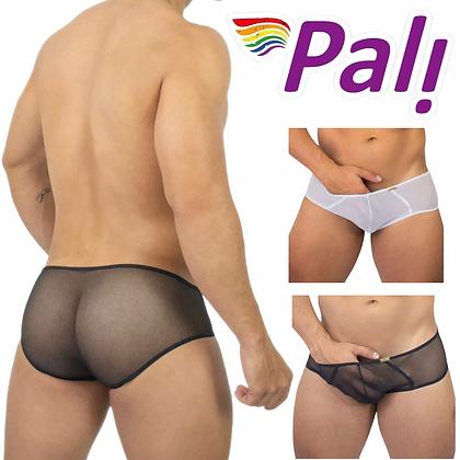 Transparent Briefs Breathable Soft Comfortable Fit