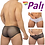 Thumbnail: Transparent Briefs Breathable Soft Comfortable Fit