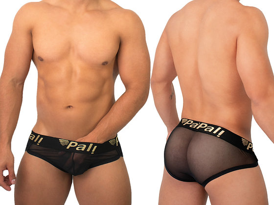 Briefs For Men Transparent Breathable Soft Comfortable Fit