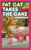 Fat Cat Takes the Cake COVER