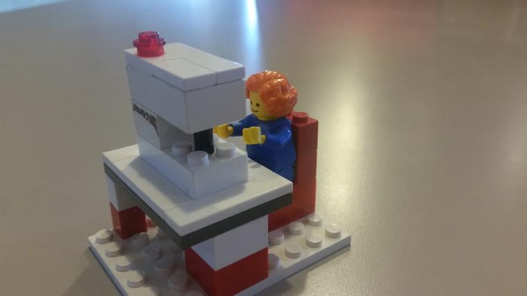 Lego Jenny Doan sewing