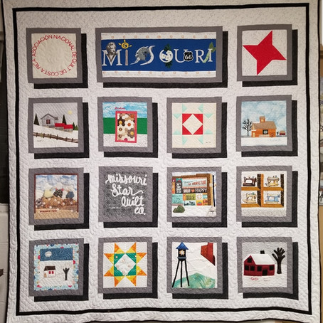 A Quilt to Inspire