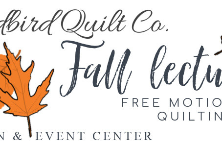 Fall Free Motion Lecture Series