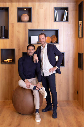 Rémy et Benoit Bourcier
