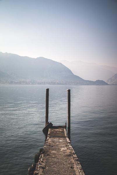 Isola Maggiore, Italie.