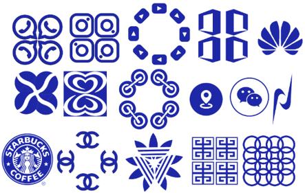 Modern pattern choose and design