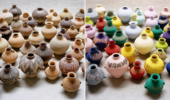 Research Paper -- Reshaping Tradition – examining ceramics by contemporary artists which draw on Chi
