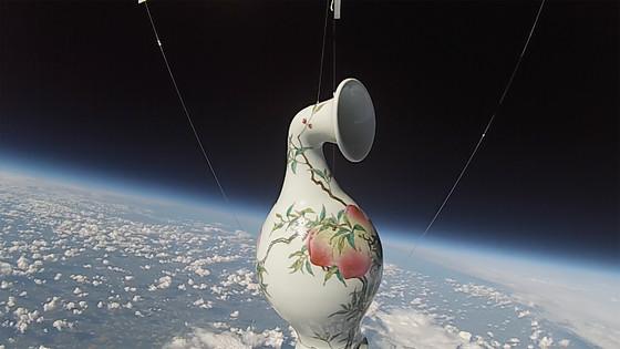 """Case study--Xu Zhen's """"MadeIn Curved Vase"""""""