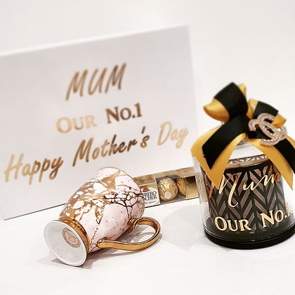 MUM's who Love Coffee, Candles & Chocolates