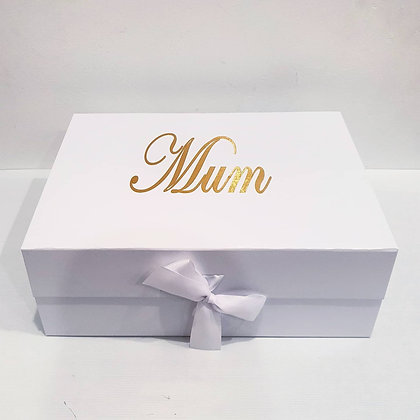 When your Gift Box for Mum is your Gift Card - Large
