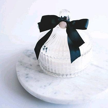 Clear Tiffany Jar Mini - SALE