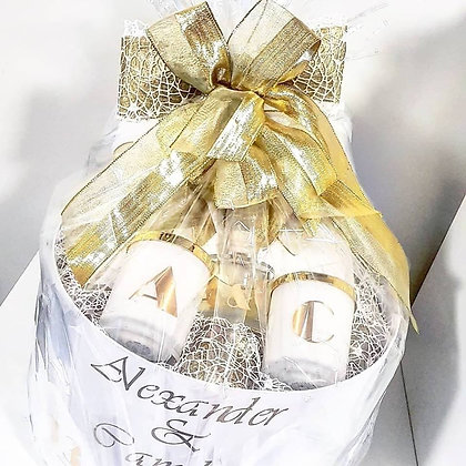 Personalised Wedding Gift Box - From