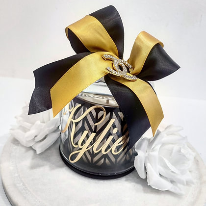 Personalised Lux Casablanca Candle