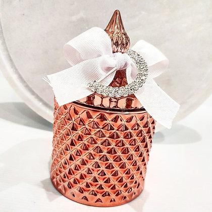 Rose Gold Tall Miss Dior Tiffany Jar