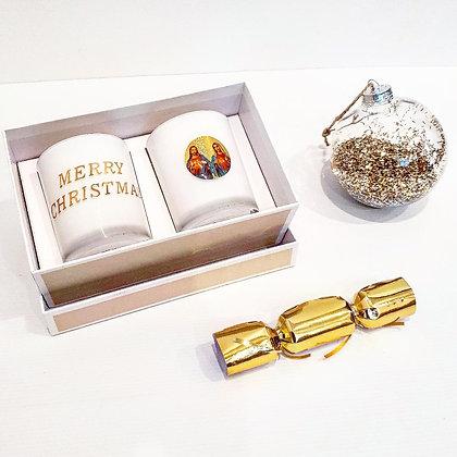 Merry Christmas - Duo Gift Box