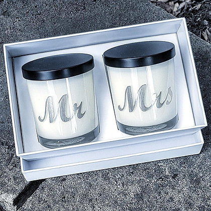 Mr & Mrs Duo Gift Box Set
