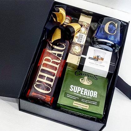Scotch & Coffee - Gift Hamper For him