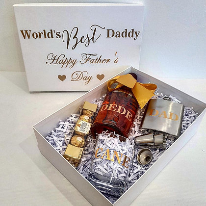 World's Best Father - Gift Hamper
