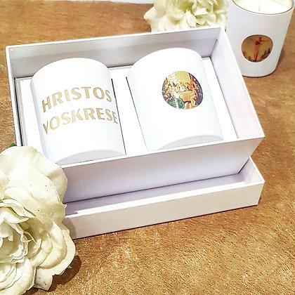 HRISTOS VOSKRESE Livani Duo Gift Box