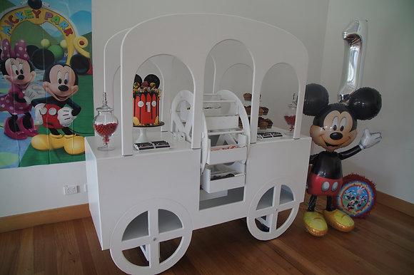 Ferris Wheel dessert Candy Cart - For Hire