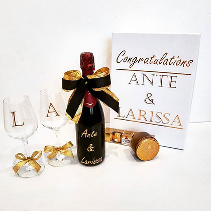 Congratulations - Gift Box