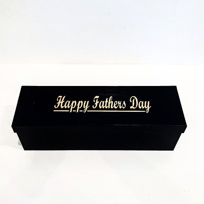 Personalised Father's Day Gift Box