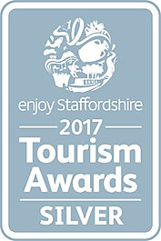 Enjoy Staffs Tourism Awards SILVER_2017[