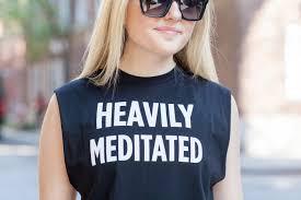 Meditation Anxiety