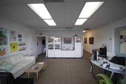 Dallas Acupuncture Waiting Room