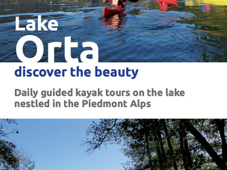 Lake Orta guided tours from spring