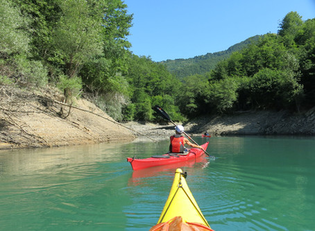 Aperti i tour al lago del Brugneto