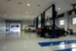 輸入車販売6.当社整備工場による納車点検・整備
