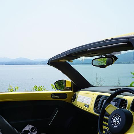 輸入車レンタカー