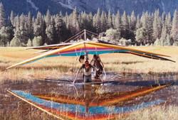 Yosemite high water landing - Chief