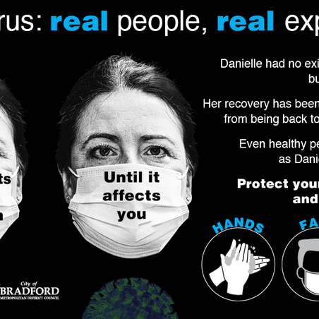 Danielle's Behind the Mask Experience