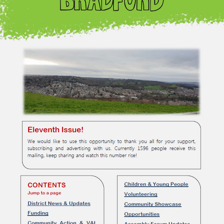 Briefing Bradford Issue 11 is out now!