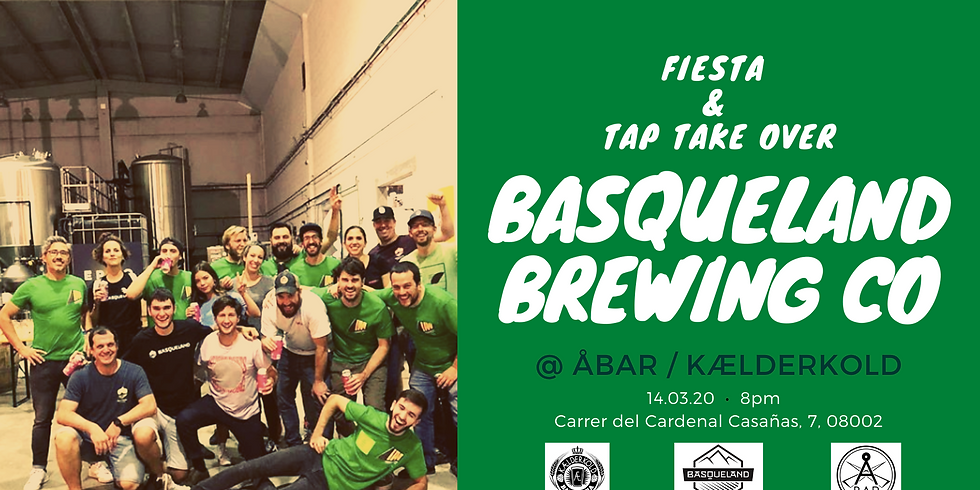 Fiesta & Tap Take Over: Basqueland Brewing at Å Bar