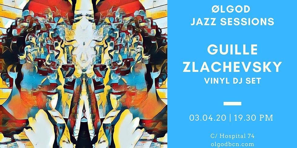 Ølgod Jazz Sessions: Guille Zlachevsky Vinyl Dj Set