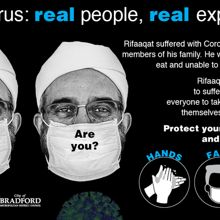 Rifaaqat's Behind The Mask experience