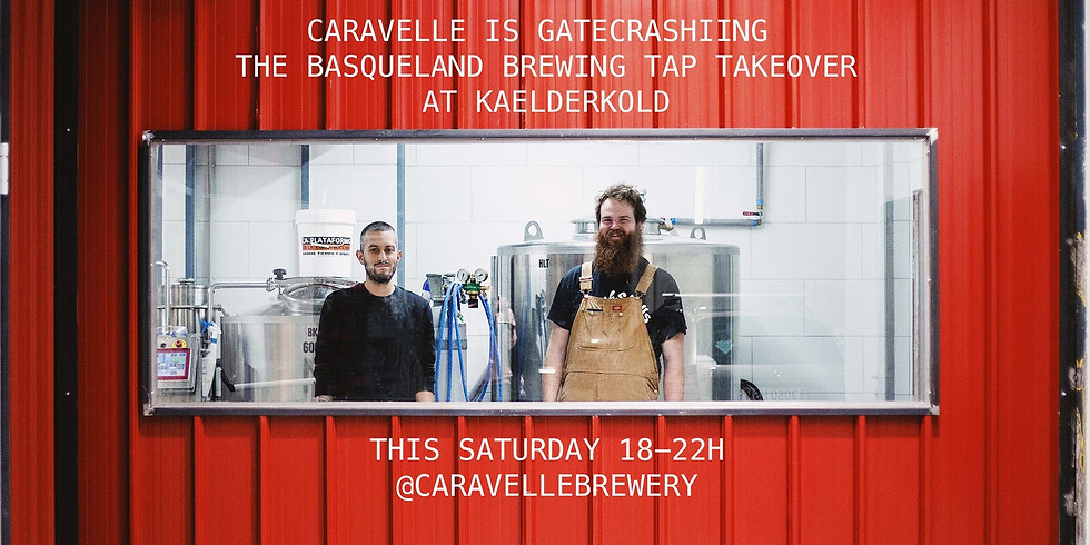 Caravelle Takes Over The Take Over