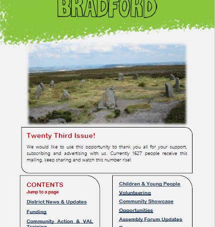 Read Briefing Bradford Issue 23 here
