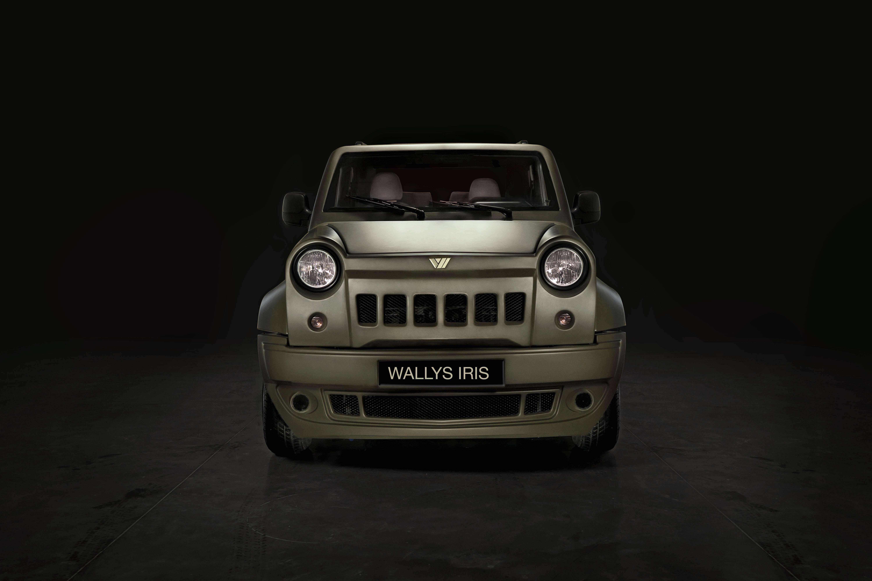 WALLYS IRIS