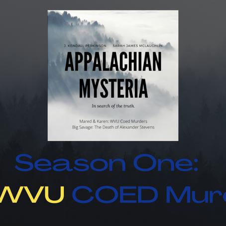Appalachian Mysteria: The Story Begins