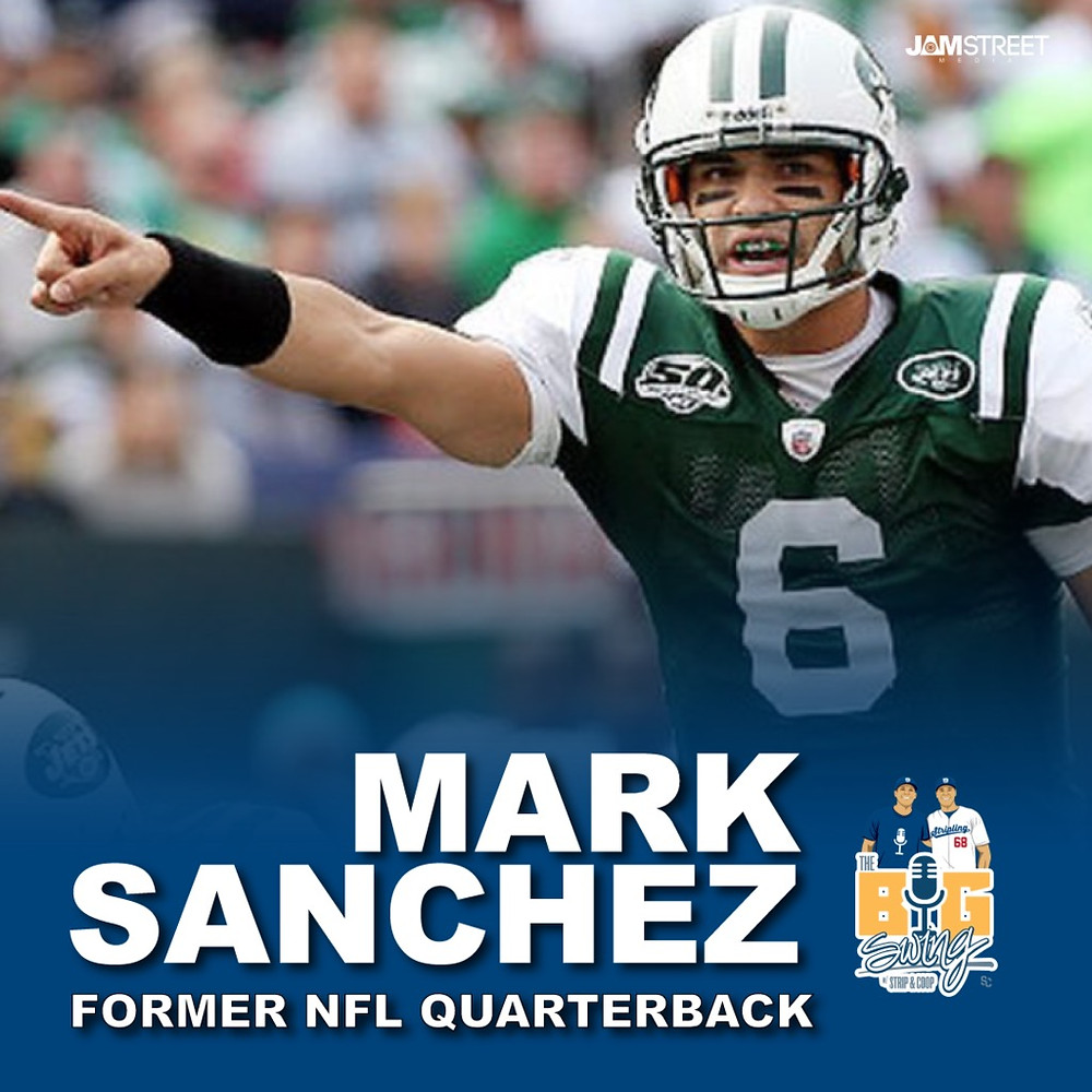 Mark Sanchez - Former NFL Quarterback - ESPN College Football Analyst